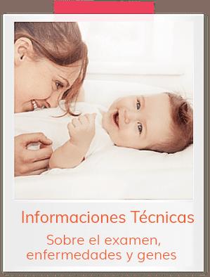 Sobre o exame, doenças e genes